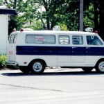 1969 Ford Chateau Ambulance